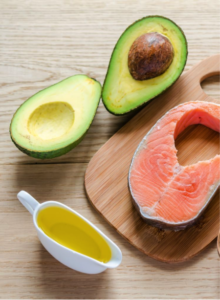 Low carb diets- healthy fats