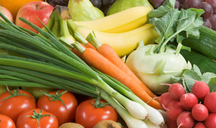 superfoods- fruit and veggies