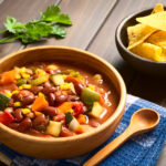 Vegetable and Bean Chilli