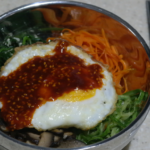 korean mixed rice