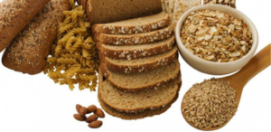 whole grain carbohydrate