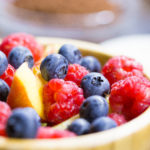bowl of healthy fruit for diabetes