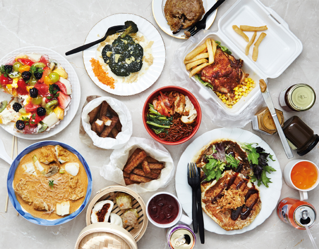 Healthier Eating At Hawker Centres And Food Courts With Diabetes