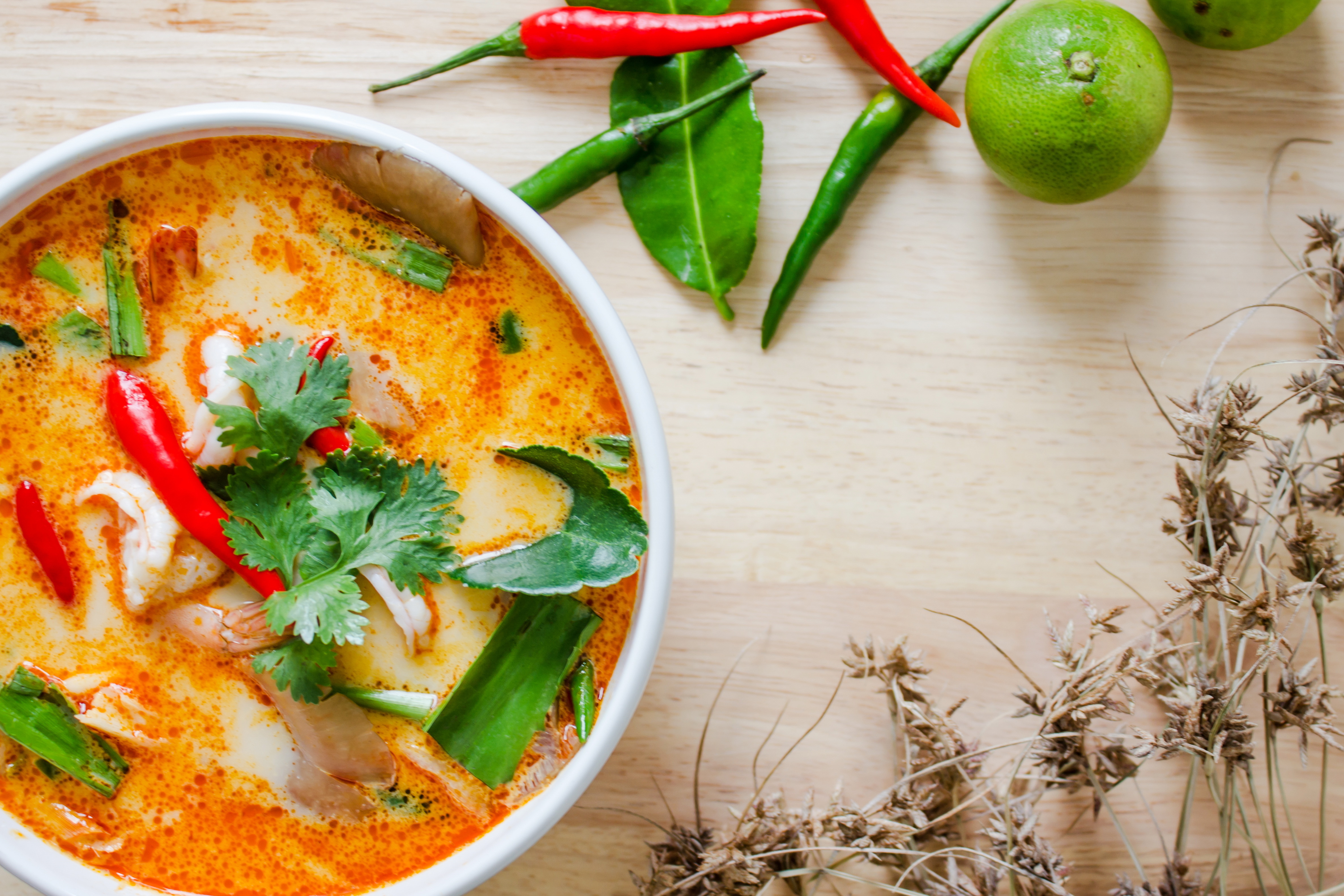 Tom Yum Soup Recipe To Spice Up Your Life Only 97 Calories