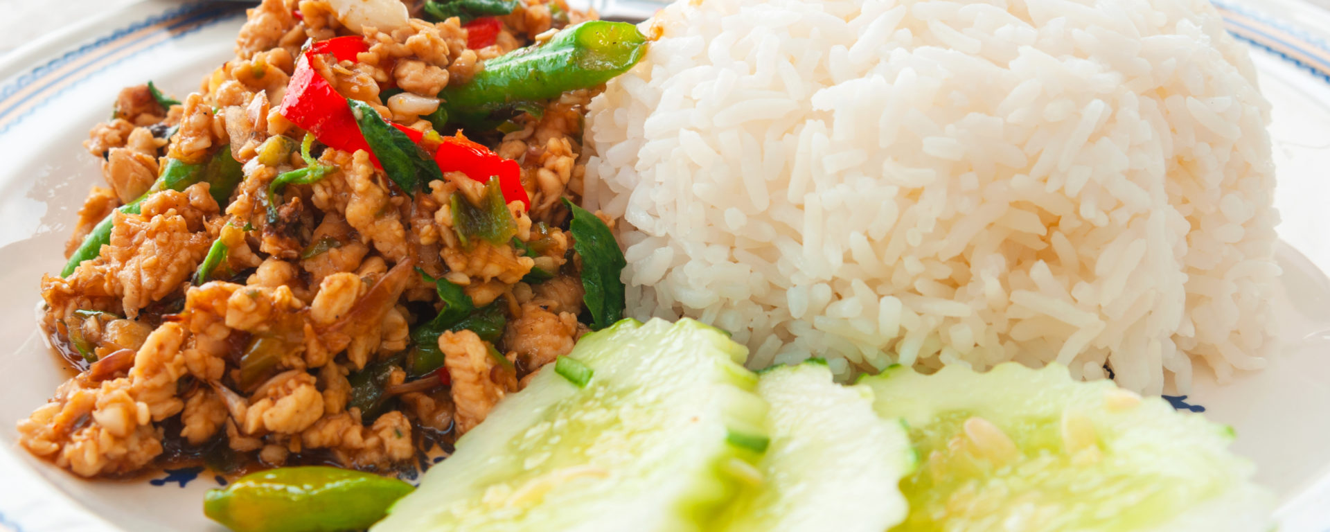 Thai Basil Chicken Recipe - So Good it'll Make Your Family Wok to