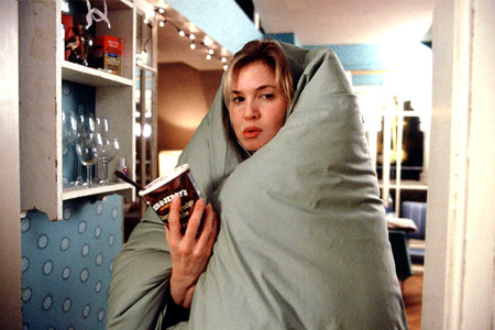 Icecream bridget jones