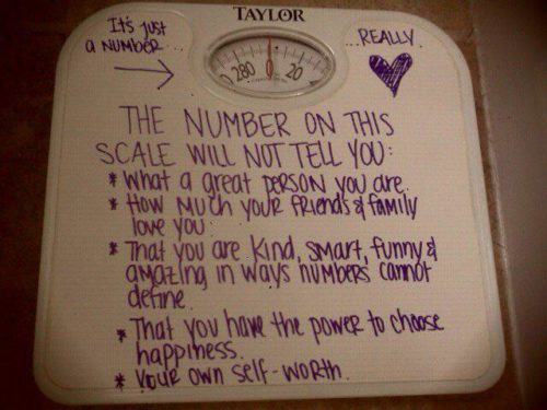 Wondering how to stay motivated to lose weight? One great method is to look beyond the scale.
