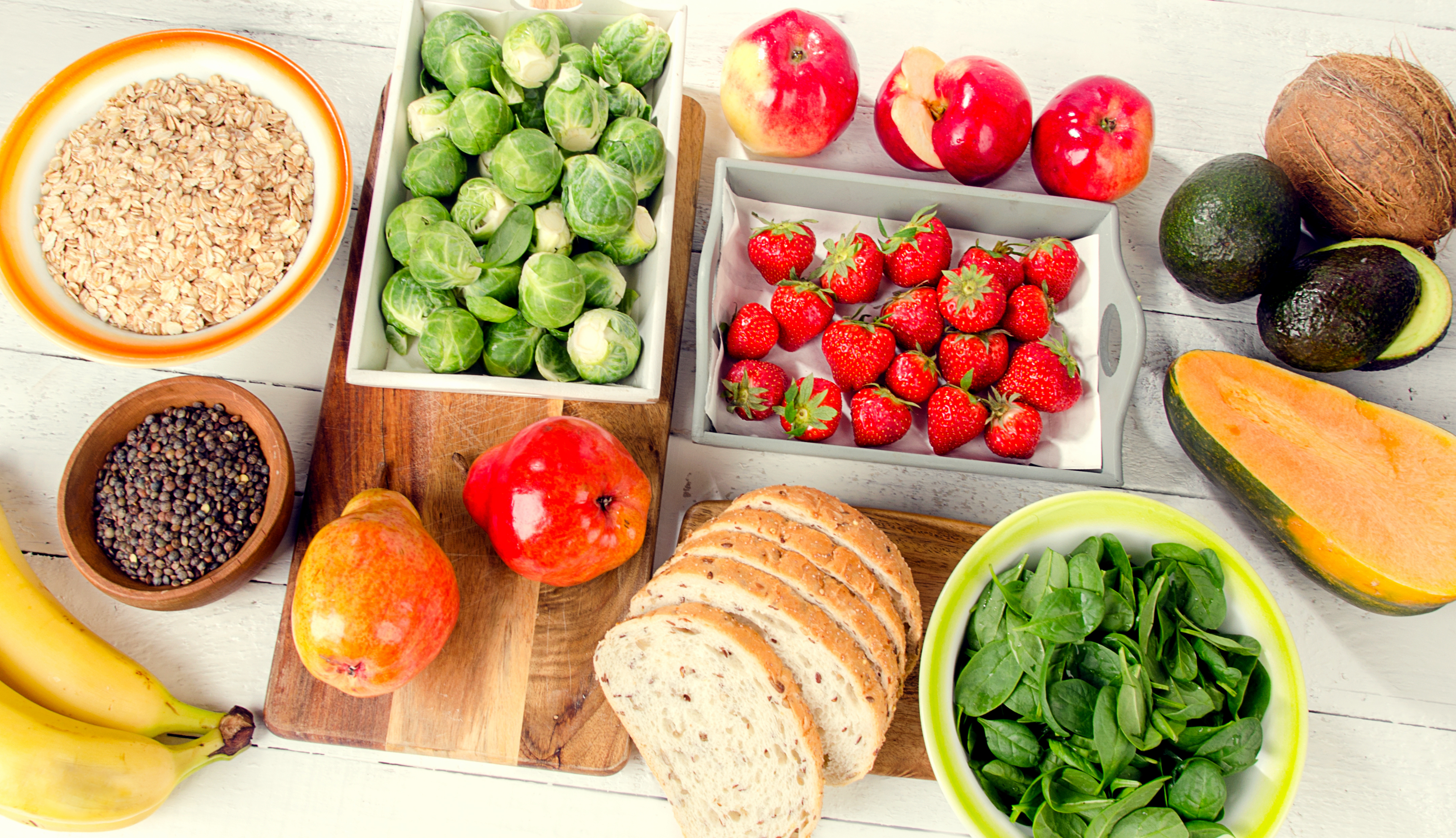 What Are The Healthy Foods To Eat Daily