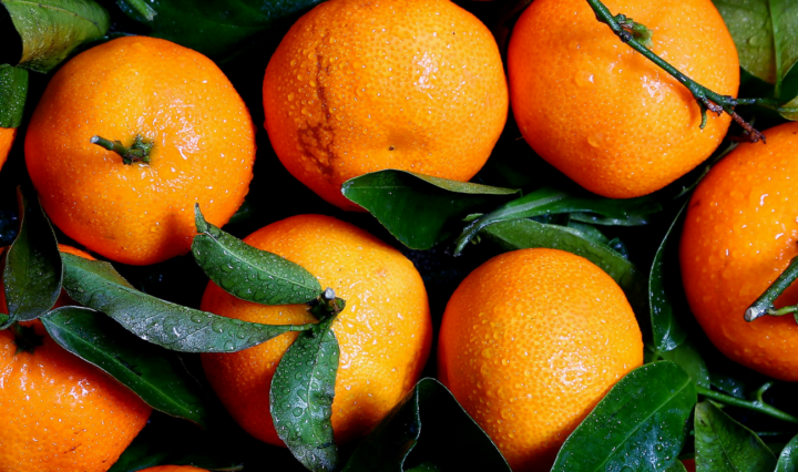 mandarin orange nutrition